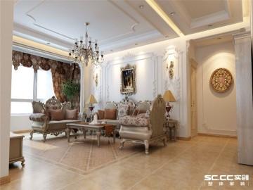 老房翻新新古典风格装修设计