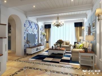 地中海风格的自然完美家园