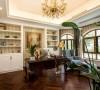 新古典风格装修案例—美家堂装饰