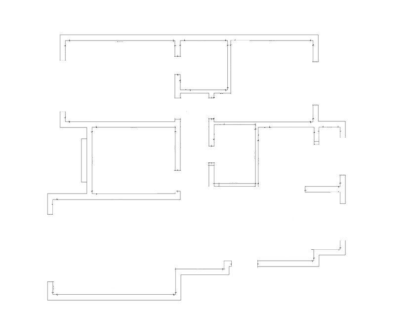 三居 客厅 卧室 厨房 餐厅 140平 港式 收纳 白领 户型图图片来自实创装饰晶晶在怡祥居140平简洁明朗的港式三居的分享