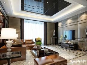 三居 客厅 卧室 厨房 餐厅 140平 港式 收纳 白领 客厅图片来自实创装饰晶晶在怡祥居140平简洁明朗的港式三居的分享