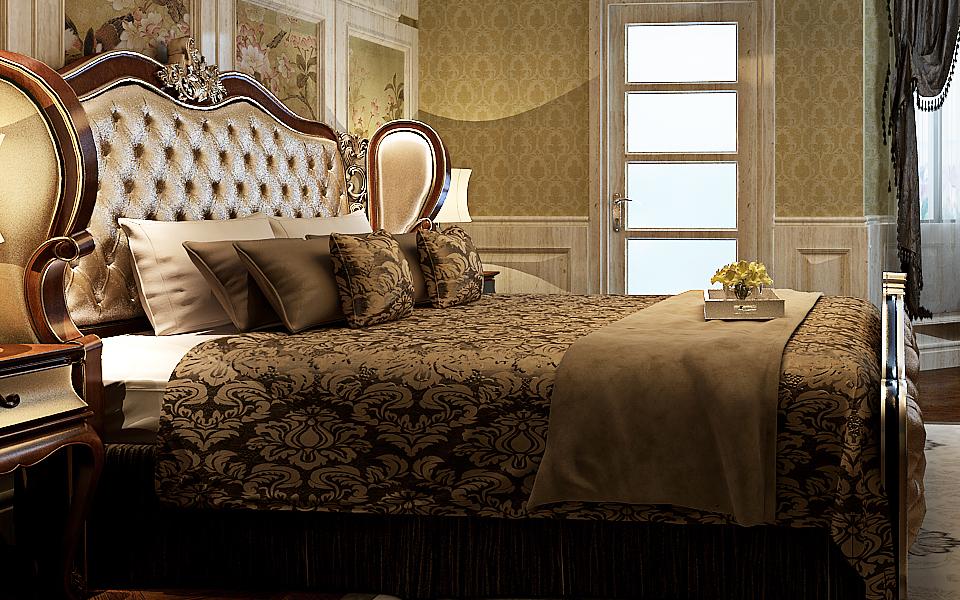卧室图片来自湖南点石家装在水云间案例的分享