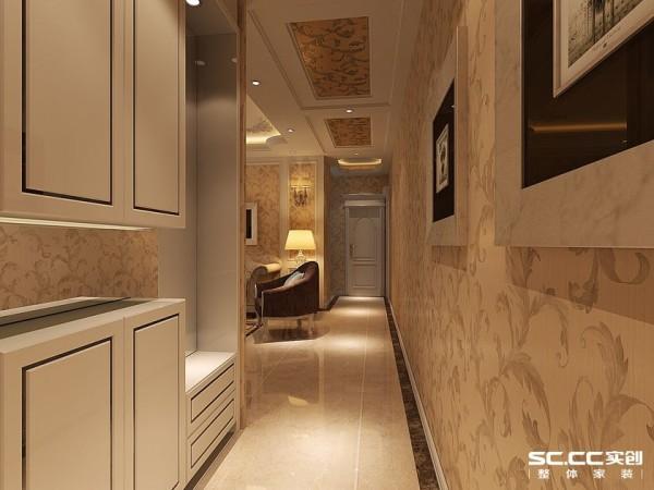 家居选用现代感强烈的家具组合,特点是简单、抽象、明快,现代感强,组合家具的颜色选用白色和流行色,仿佛为主人编织了一个明快美丽的梦想