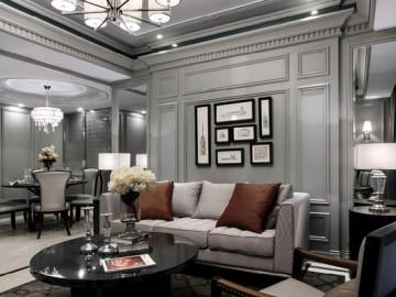 现代欧式风尚公寓