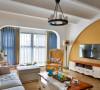 色彩多元素化的公寓