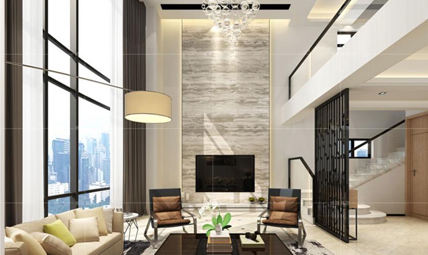 青岛装修 简约 装饰公司 客厅图片来自青岛威廉装饰在卓越蔚蓝群岛简约风格设计的分享