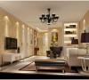简欧风格--平层公寓