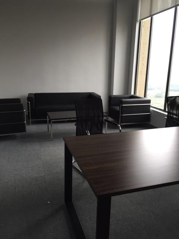 公装无忧,办公室装修经典案例,卓越优淘城项目