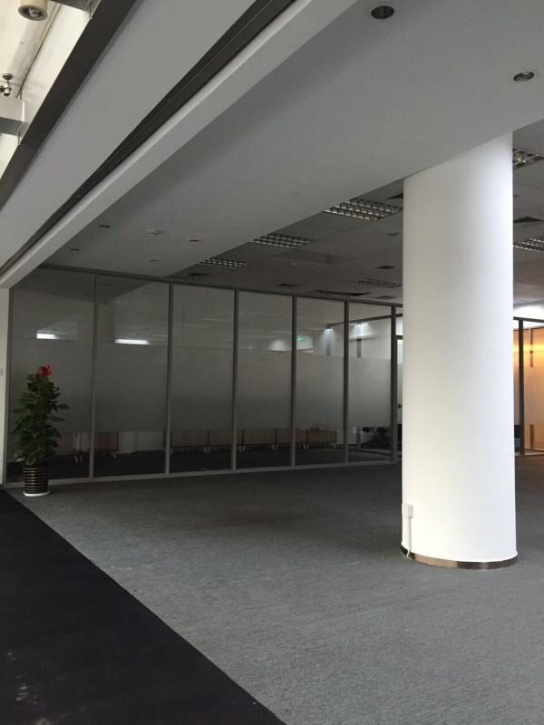 公装无忧,办公室装修经典案例,汤臣金融大厦项目