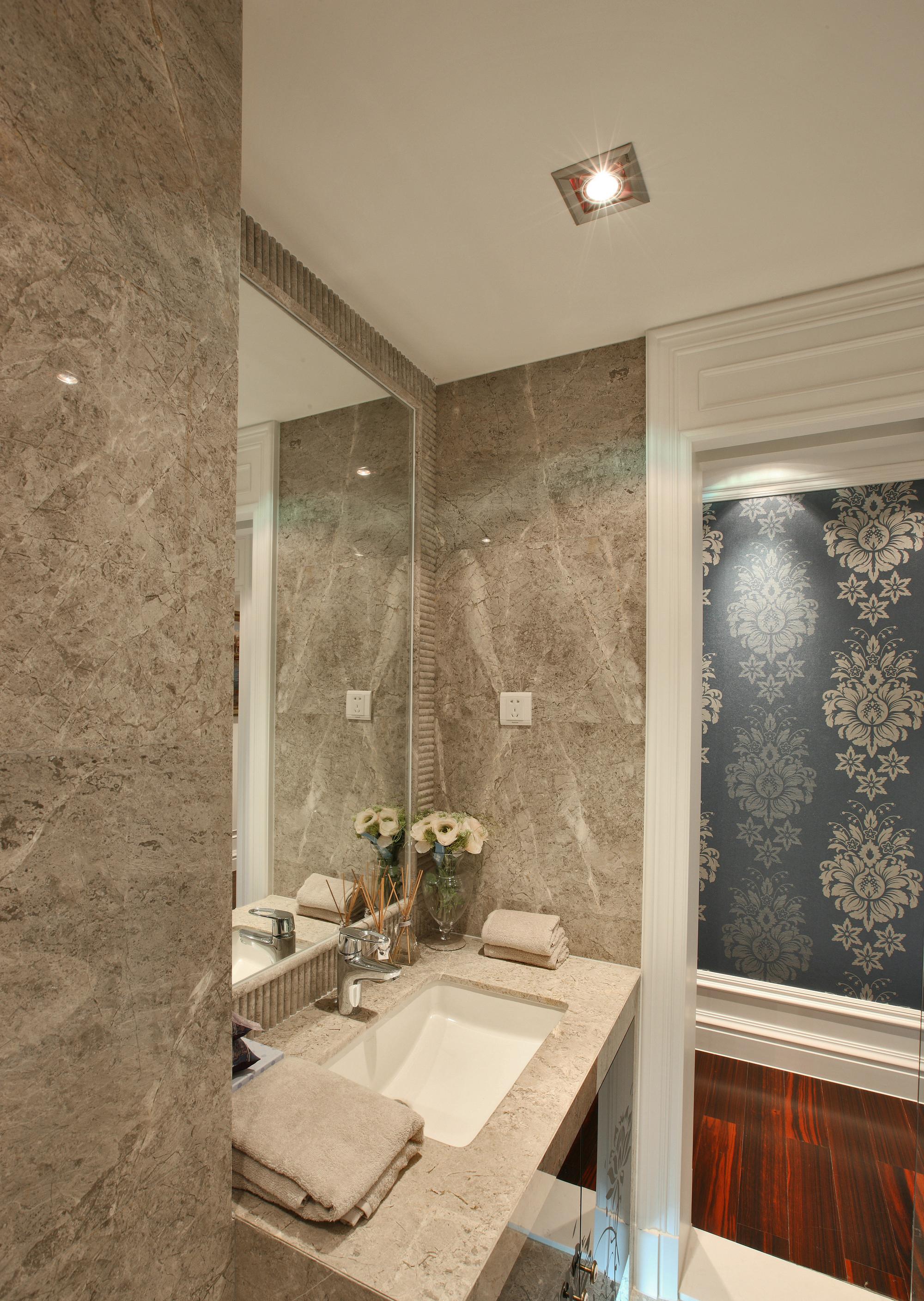 简约 欧式 白领 卫生间图片来自北京今朝装饰郭风在欧式简约的分享
