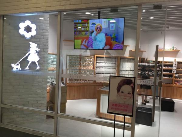公装无忧,办公室装修经典案例,Enakei专卖店项目