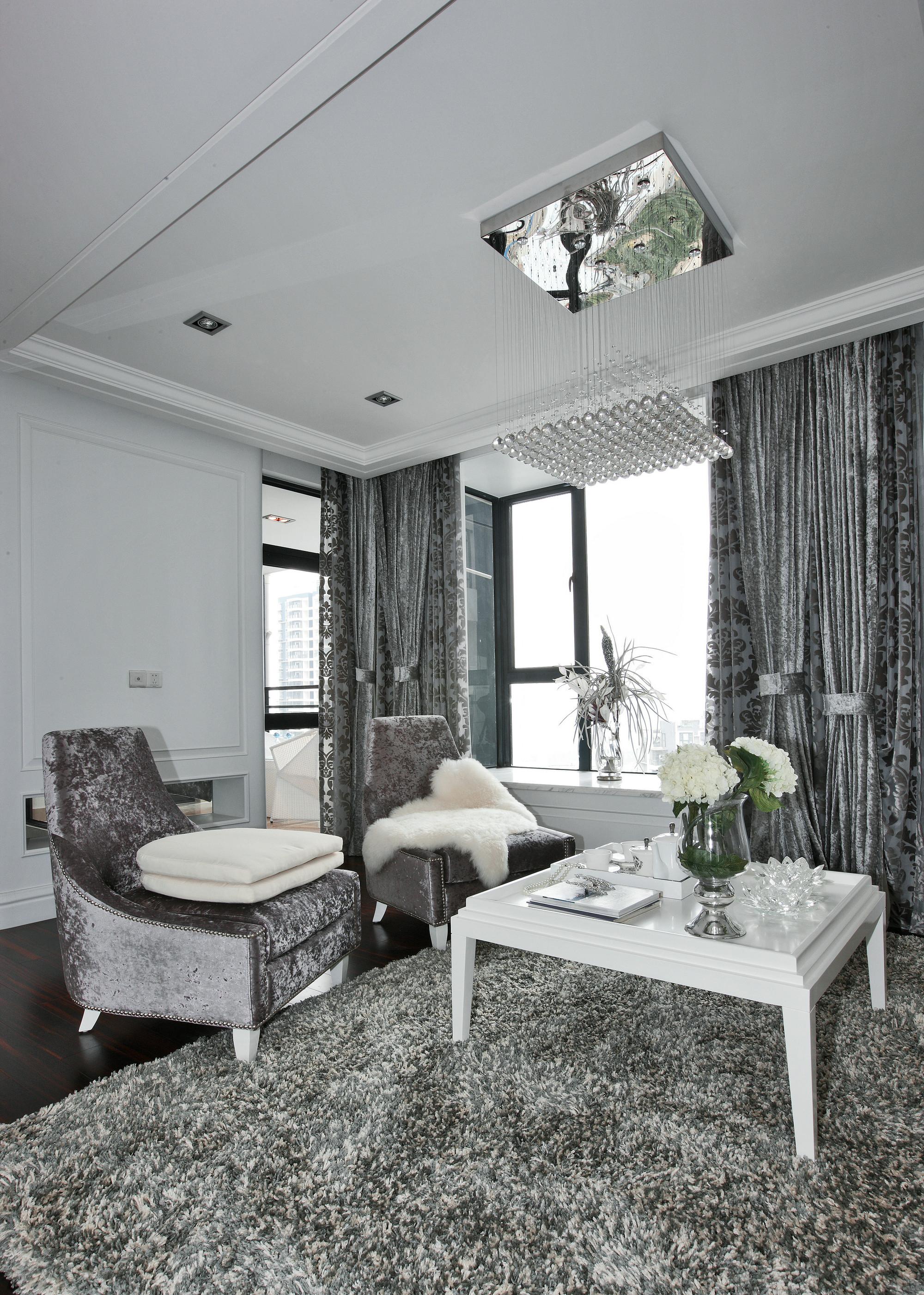 简约 欧式 白领 客厅图片来自北京今朝装饰郭风在欧式简约的分享