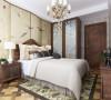 中式风格 | 金地艺境 两居室