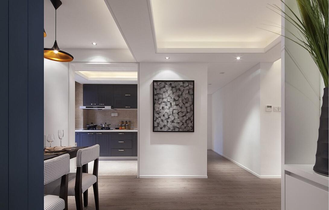 简约 白领 收纳 旧房改造 80后 小资 滟澜新宸 厨房图片来自一道伍禾装饰设计师杨洋在暖色之现代风格-滟澜新宸的分享