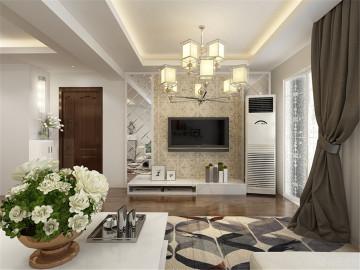 现代风格 | 玉蓉花园 两居室