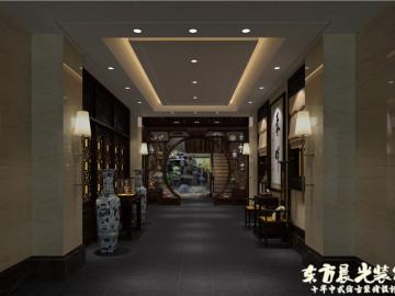中式四合院室内设计 新奇美观