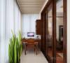 曲江和园194平米优雅新中式风格