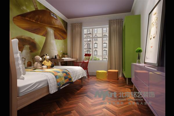 欧式 混搭 三居 收纳 旧房改造 卧室图片来自Myart--多多在翠堤春晓-北欧现代的分享