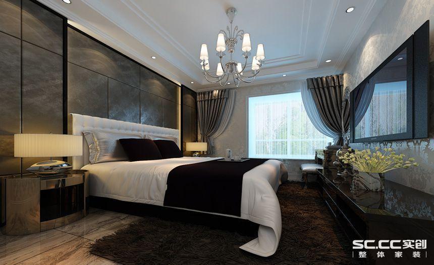 新古典 卧室图片来自郑州实创装饰啊静在蓝堡湾新古典雅致风格的分享