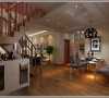 格林英郡173平阁楼现代风格