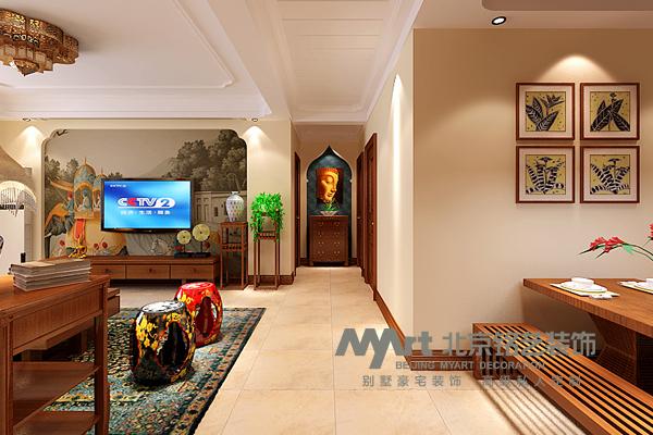 80后 小资 二居 白领 客厅图片来自Myart--多多在天海誉天下-中式的分享