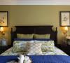 116平自然混搭设计蓝绿色系公寓