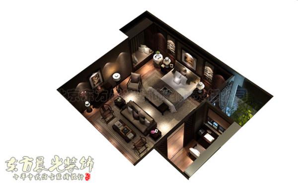 从功能上来看,椅登、几案、橱柜、床架、台架等皆各司其职,特点是造型简约、做工实用,简约素淡的会所室内装修设计散发出中国式的儒雅韵味。