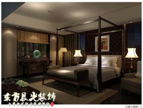 会所 北京会所 中式 舒适 简约 卧室图片来自北京东方晨光装饰公司在北京会所中式装修舒适享受的分享