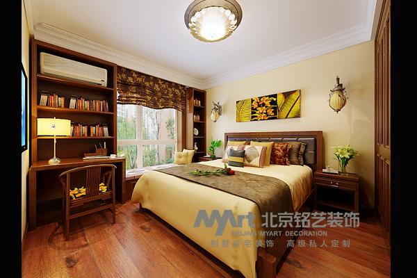 80后 小资 二居 白领 卧室图片来自Myart--多多在天海誉天下-中式的分享