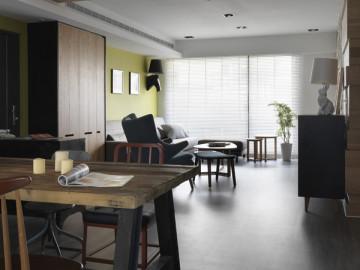 住宅空间-现代派