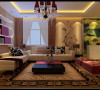 利达国宾中心两居室现代风格装修