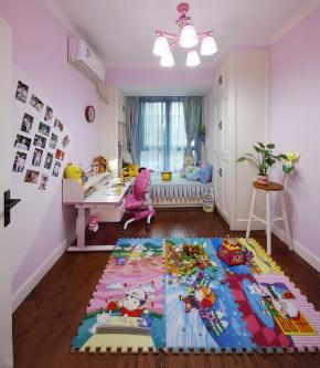 简单 温馨 混搭 三居 沪上名家 儿童房图片来自沪上名家装饰在温馨且不失质感的家的分享