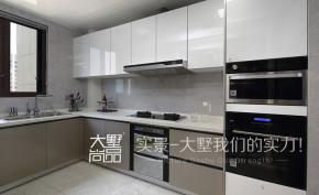 四居 现代 时尚 温馨 大墅尚品 厨房图片来自大墅尚品-由伟壮设计在160平朝阳之泪·一个温馨舒适的家的分享
