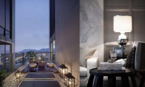 简约 现代 三居 别墅 白领 收纳 旧房改造 80后 小资 阳台图片来自一道伍禾装饰设计师杨洋在现代简约合景领峰的分享
