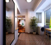 乐湾国际城简约中式风格装修案例