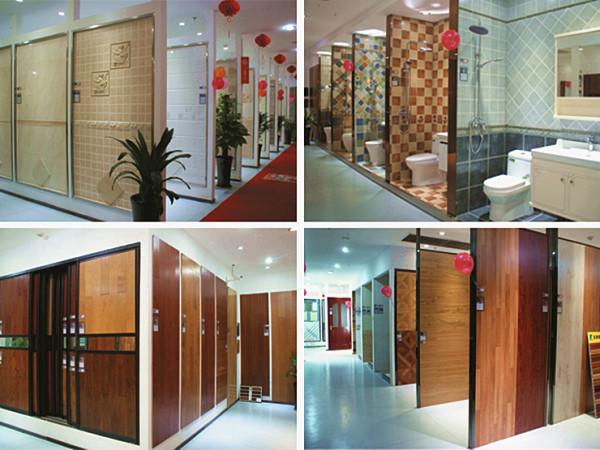 龙文装饰材料展厅;梧桐新语-88平两室-现代简约-装修效果图-龙文装饰VIP咨询:185-3871-7376