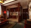 中式家装效果图