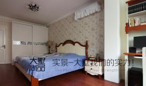 三居 美式 舒适 雅致 儿童房图片来自大墅尚品-由伟壮设计在静谧时光·那些芬芳与美好的岁月的分享