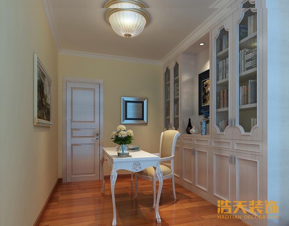 书房图片来自深圳市浩天装饰在中信凯旋城的分享