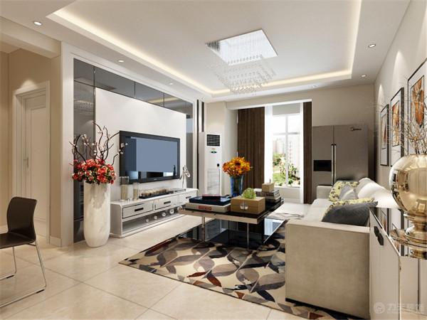 本方案是围绕现代风格为主题,适合于40岁左右的四世同堂口居住,再加上温馨的设计元素在里面。相互结合,相交融。以简洁温馨的设计风格为主调。