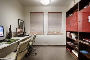 简约 现代 温馨 三居 小资 沪上名家 书房图片来自沪上名家装饰在三房简约舒适美家的分享