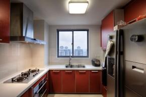 简约 现代 温馨 三居 小资 沪上名家 厨房图片来自沪上名家装饰在三房简约舒适美家的分享