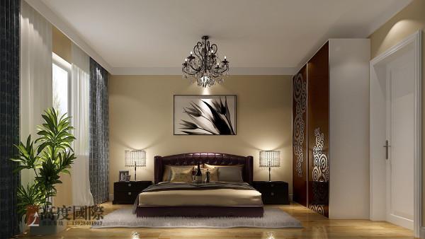 简约清新装修  次卧室效果图展示