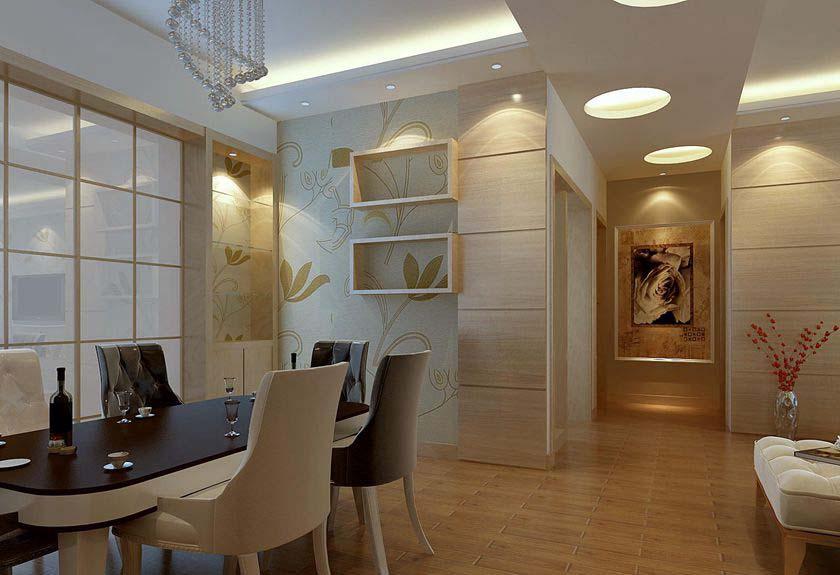 简约 三居 白领 收纳 80后 小资 餐厅图片来自实创装饰百灵在暖暖的温馨三居室的分享