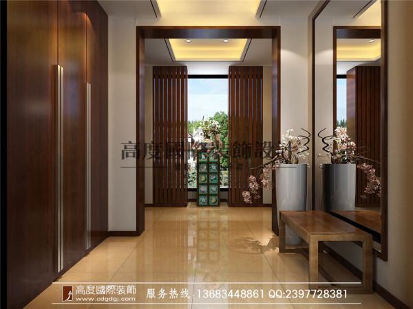 【高清】泰悦湾 153㎡ 中式装修 高度国际别墅装修设计