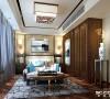 200平复式现代奢华风格之家
