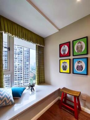 简美 三居 白领 小资 客厅 复式楼 其他图片来自沙漠雪雨在120平优雅简约美式复式楼的分享