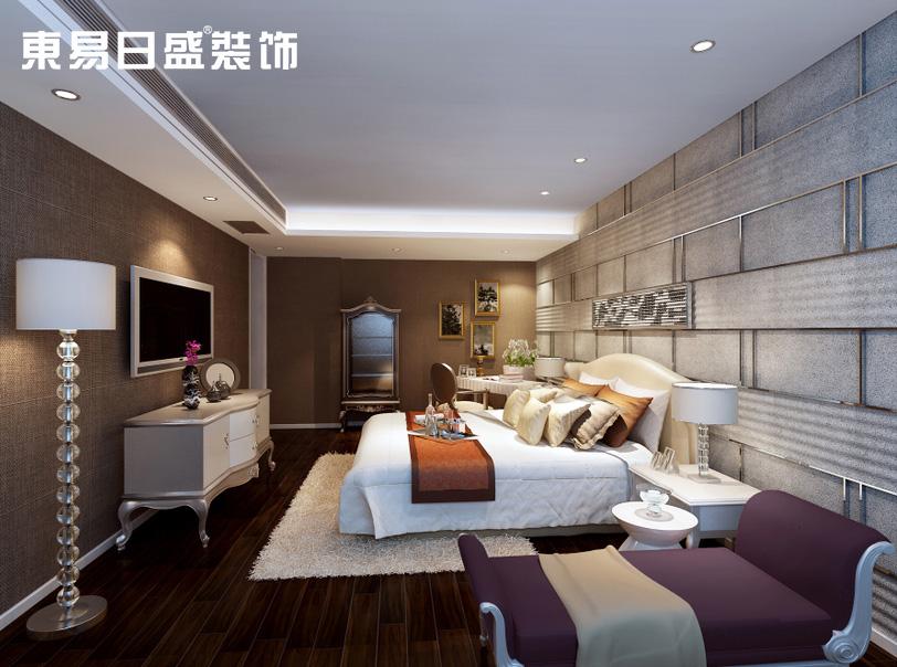 新古典 卧室图片来自武汉东易日盛在复地东湖国际—新古典—马红伟的分享