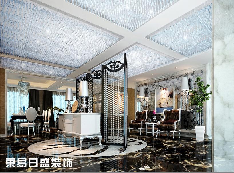新古典 客厅图片来自武汉东易日盛在复地东湖国际—新古典—马红伟的分享