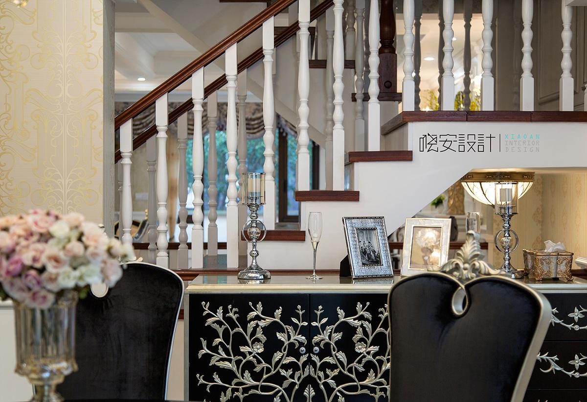 混搭 别墅 收纳 小资 餐厅图片来自周晓安在中信森林湖的分享